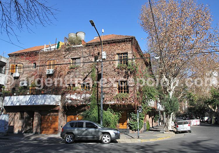 Quartier résidentiel, Villa Crespo