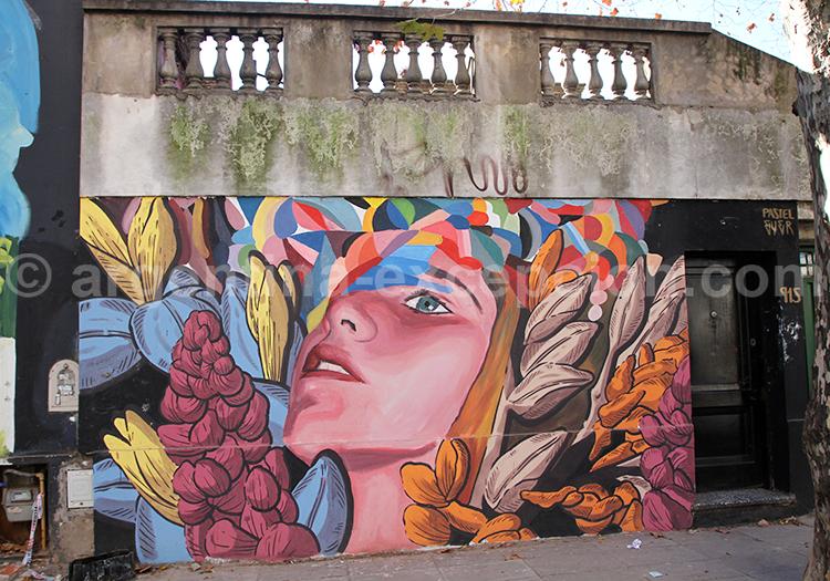 Street Art, Villa Crespo