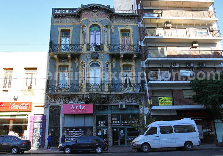 Quartier de Villa Crespo