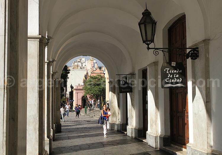 Cabildo, Ville de Cordoba
