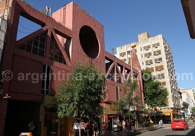 Ville de Cordoba, Argentine