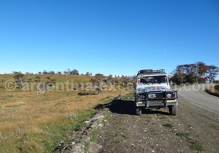 Patagonie australe, Argentine