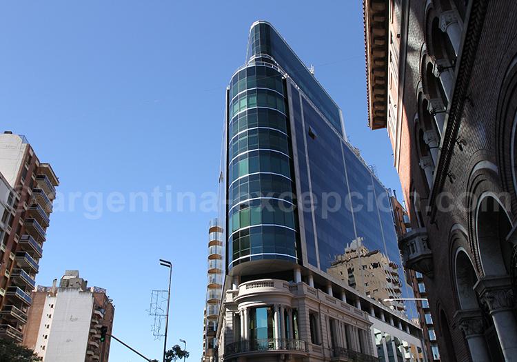 Edificio Inteligente, Cordoba
