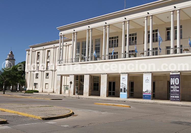 Faculté des Sciences Agropecuaraires