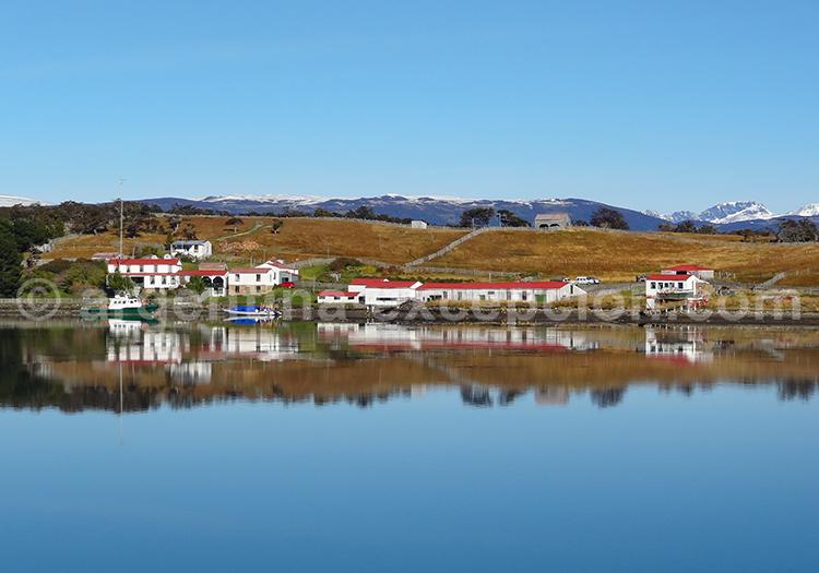Ushuaia, Patagonie Argentine