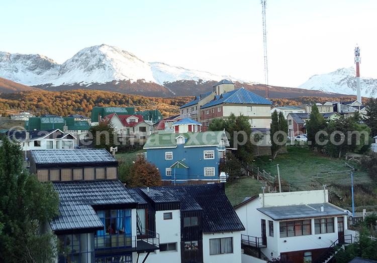 Ushuaia, Argentine