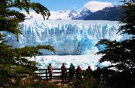 Parc national Los Glaciares- glacier Perito Moreno