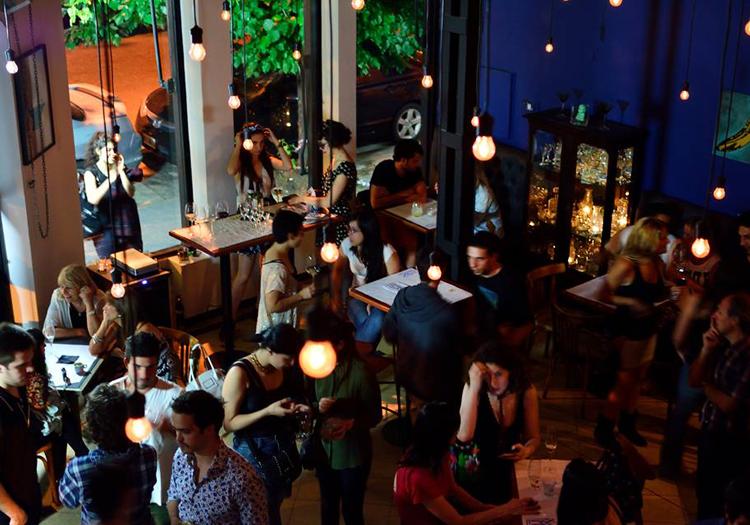 Vie nocturne à Palermo- Bar Leitmotiv