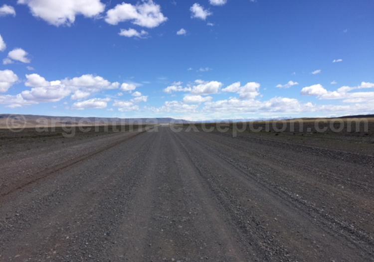 RN 40, Patagonie Argentine
