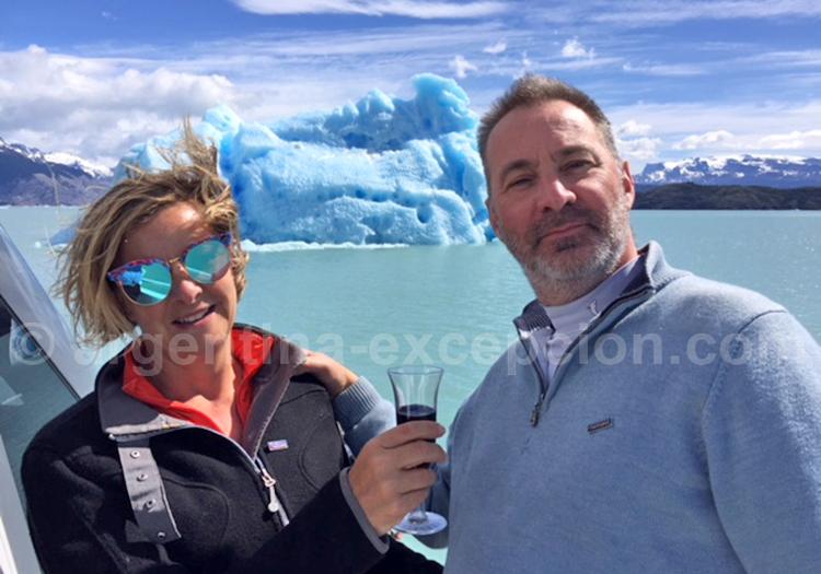 Croisière sur le Lago Argentino