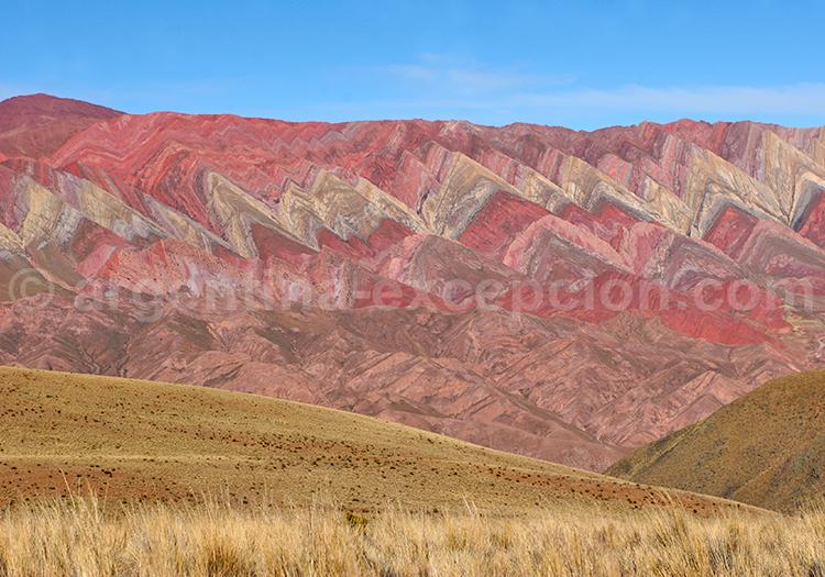 Cerro Hornocal, Jujuy