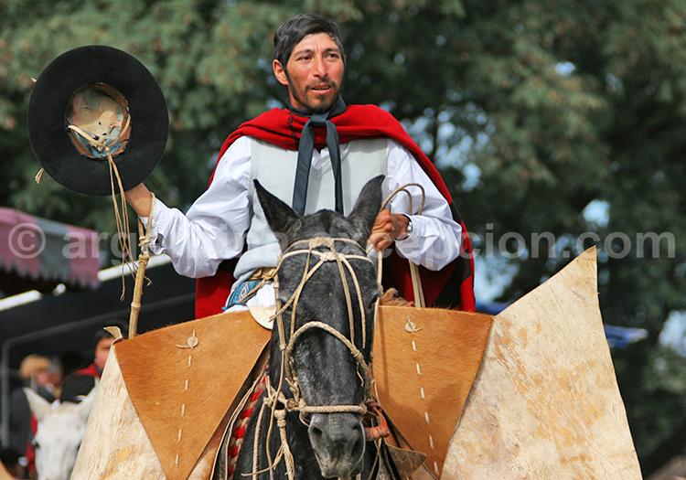 Anniversaire Général Guemes, Salta