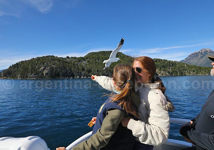 Traversée des Lacs, Briloche Petrohué