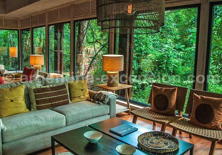Awasi Iguazú, Lounge