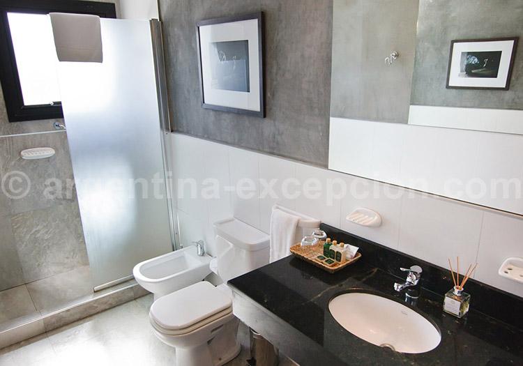 La Morada, Salle de bain