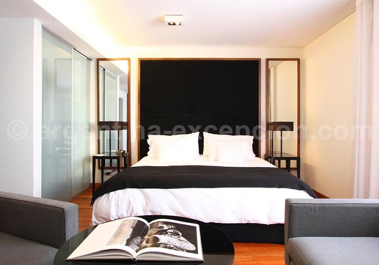 Hôtel Fierro, Suite