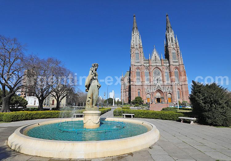 La Plata, province de Buenos Aires