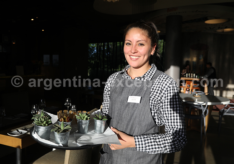 Portraits Argentins, Argentine avec l'agence de voyage Argentina Excepción