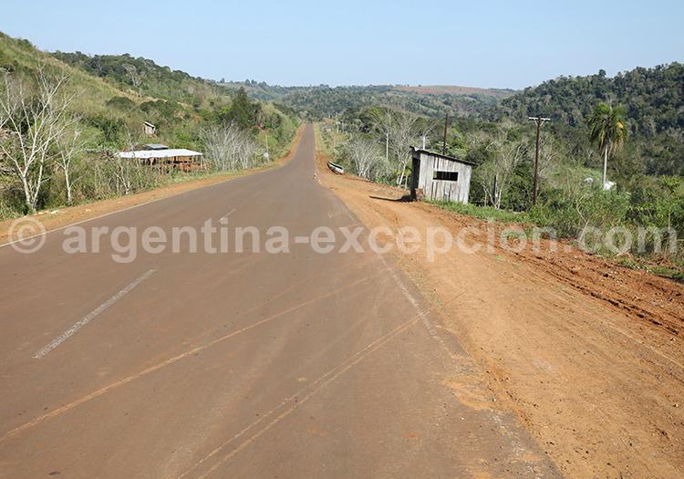 Visite de la province de Misiones, Argentine