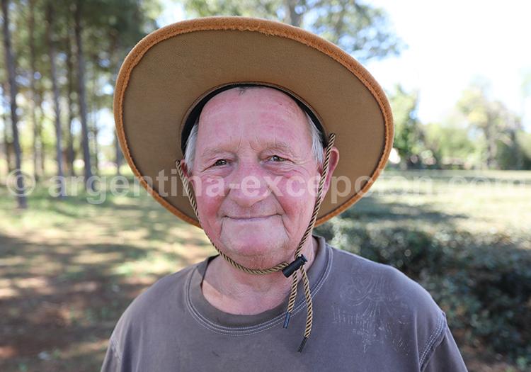 Portraits d'Argentine