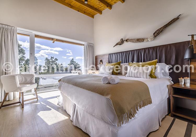 Don Aguila Mora, Suite Lago
