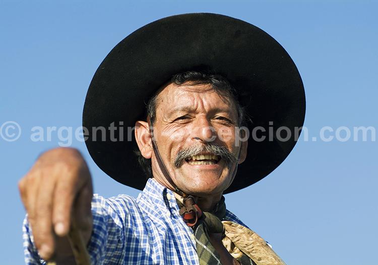 Portrait d'un Argentin, Corrientes, Argentine avec l'agence de voyage Argentina Excepción