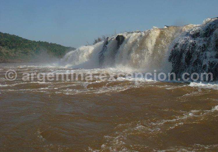 Saltos Mocona, Misiones, Argentina avec l'agence de voyage Argentina Excepción