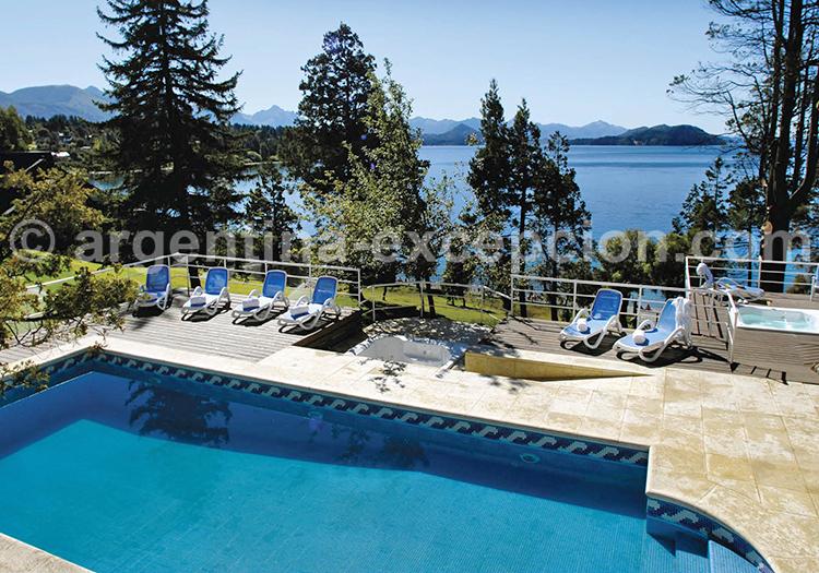 Charming Luxury Lodge, Piscine