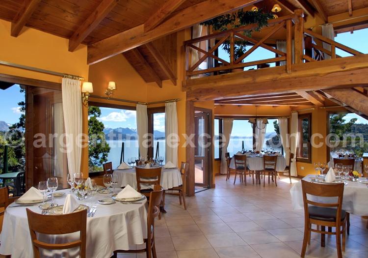 Charming Luxury Lodge, Restaurant