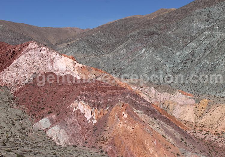 Trekking, Cerro Siete Colores