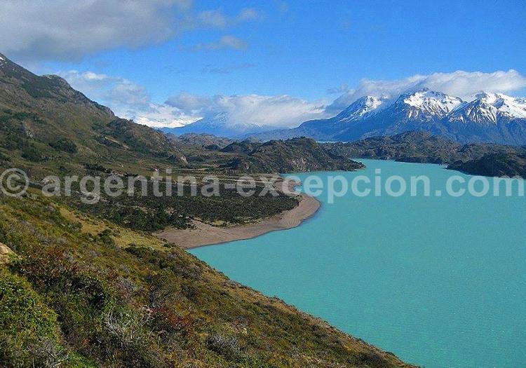 Lac San Martin, estancia el Condor