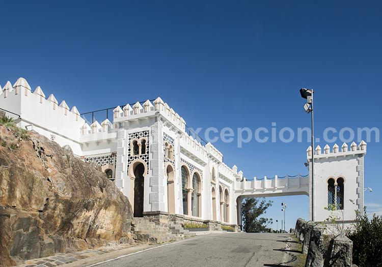 Tandil, Castillo Morisco avec l'agence de voyage Argentina Excepción