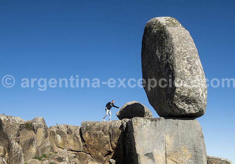 Tandil, Cerro EL Centinela avec Argentina Excepción