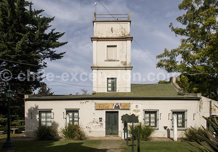 Pigüé, Province de Buenos Aires avec Argentina Excepción