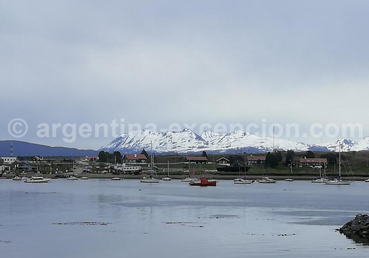 Ushuai, Terre de Feu, Argentine avec Argentina Excepción