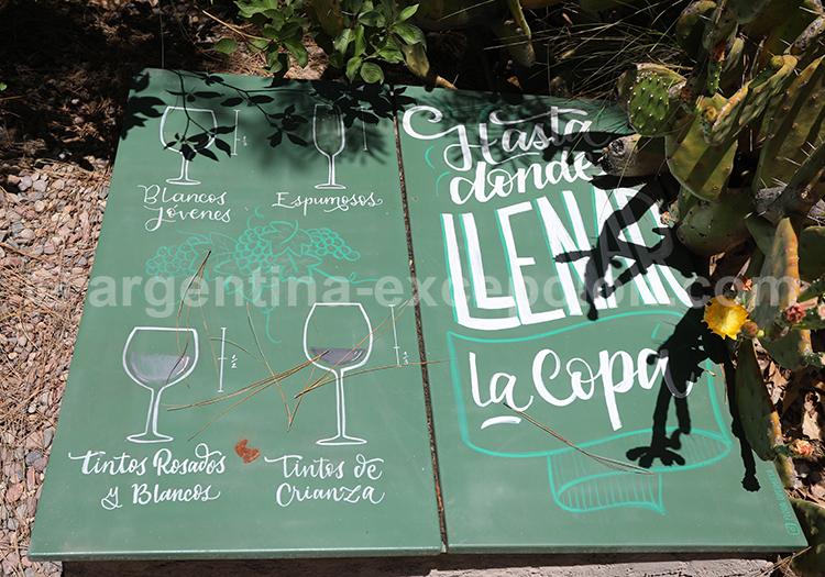 Séjour sur la route du vin argentin, Argentine avec l'agence de voyage Argentina Excepción
