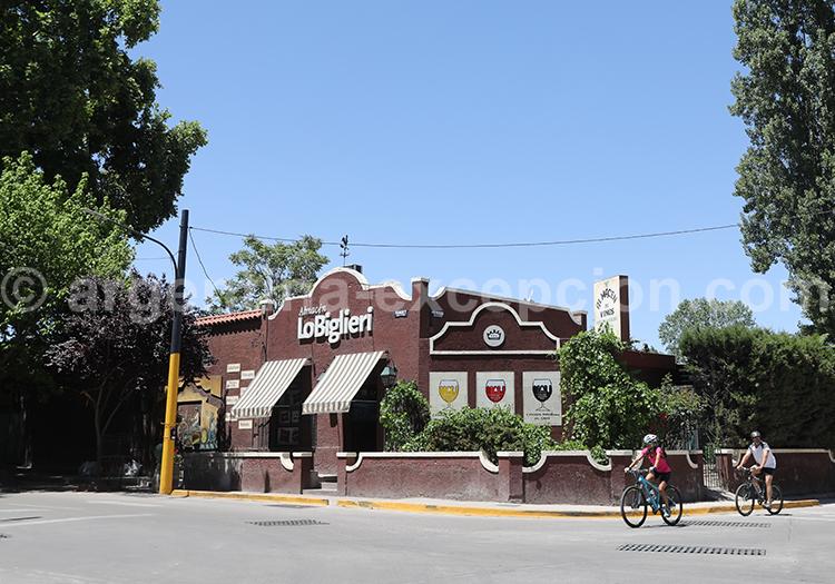 Route du vin argentin, Argentine avec l'agence de voyage Argentina Excepción