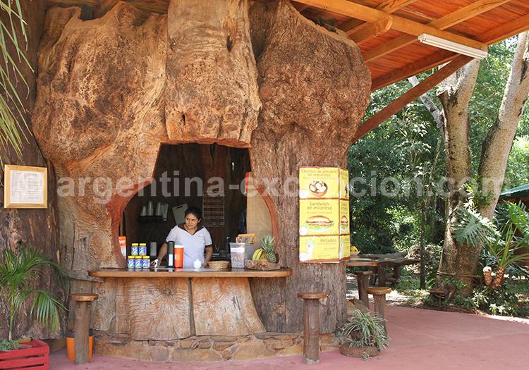 La Aripuca, Puerto Iguazu, Misiones, Argentina avec l'agence de voyage Argentina Excepción