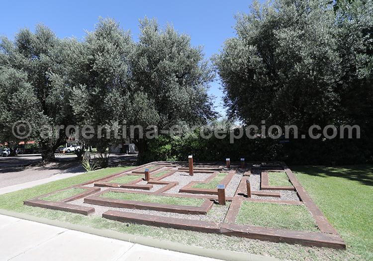 Nieto Senetiner, Luján de Cuyo, Mendoza, Argentine avec l'agence de voyage Argentina Excepción