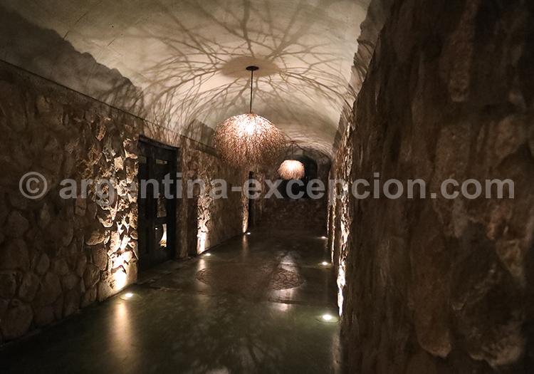 Oenotourisme dans la région de Mendoza avec la bodega Vistalba avec l'agence de voyage Argentina Excepción