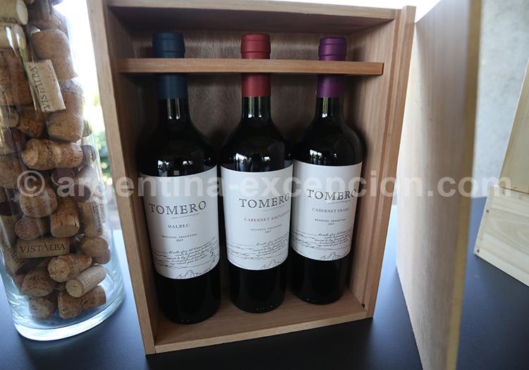 Mise en bouteille, bodega Vistalba avec l'agence de voyage Argentina Excepción