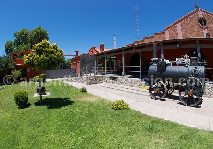 Visiter la bodega Gaffigna, San Juan, Argentine avec l'agence de voyage Argentina Excepción