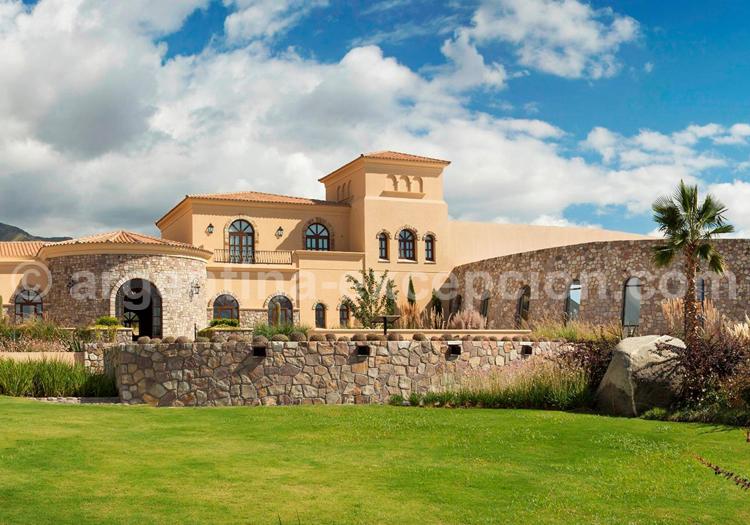 Visiter la bodega Piattelli Wines, Salta, Argentine avec l'agence de voyage Argentina Excepción