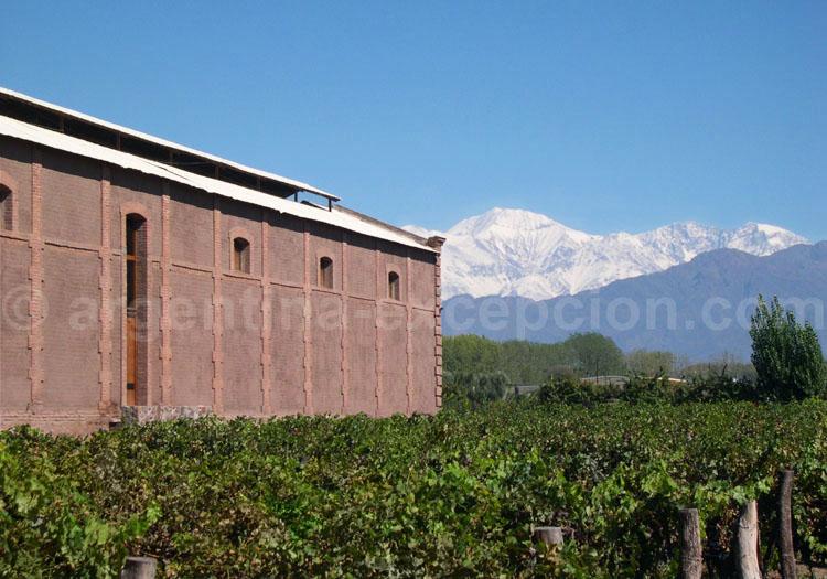 Visiter la bodega Benegas, Luján de Cuyo, Argentine avec l'agence de voyage Argentina Excepción