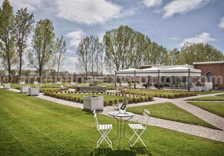 Visiter la bodega Chandon, Luján de Cuyo, Argentine avec l'agence de voyage Argentina Excepción