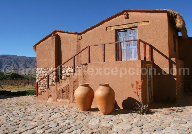 Visiter la bodega Colome, Salta, Argentine avec l'agence de voyage Argentina Excepción