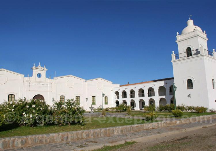 Visiter la bodega El Esteco, Cafayate, Argentine avec l'agence de voyage Argentina Excepción