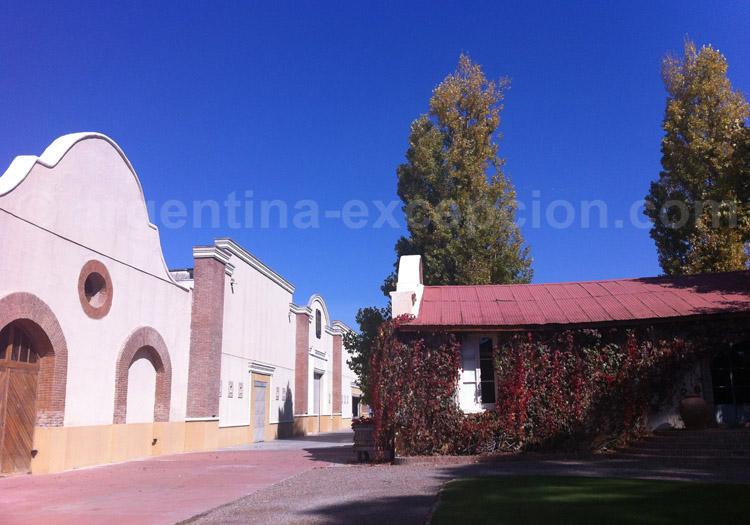 Visiter la bodega Flichman, Maipú, Argentine avec l'agence de voyage Argentina Excepción