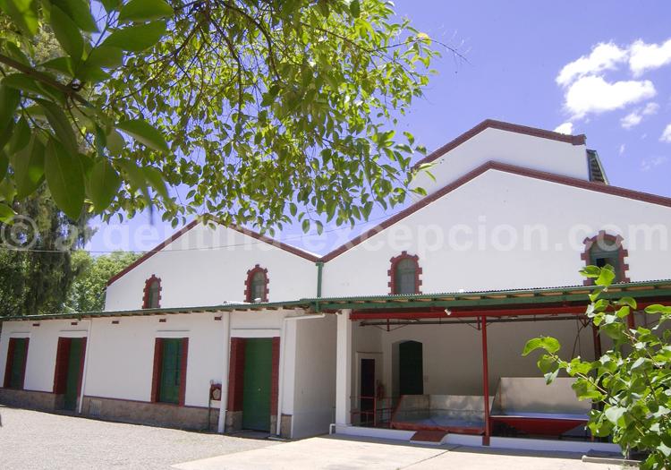 Visiter la bodega Lagarde, Luján de Cuyo, Argentine avec l'agence de voyage Argentina Excepción