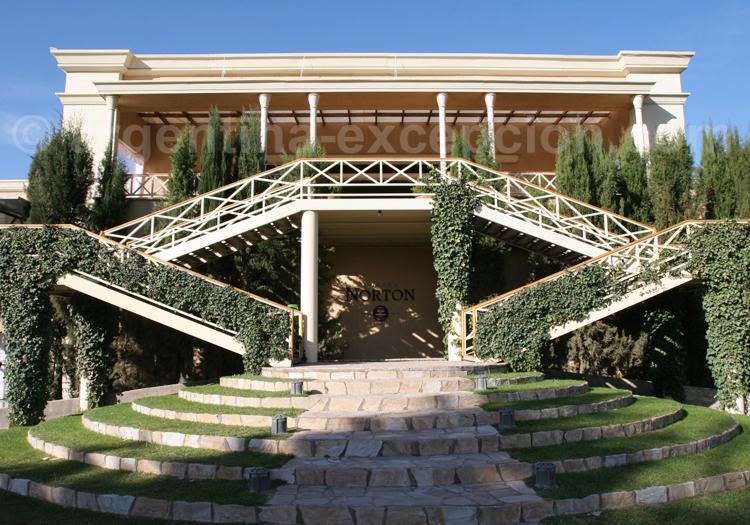 Visiter la bodega Norton, Luján de Cuyo, Mendoza, Argentine